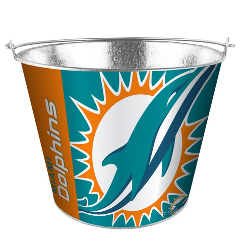 Miami Dolphins Full Wrap Buckets