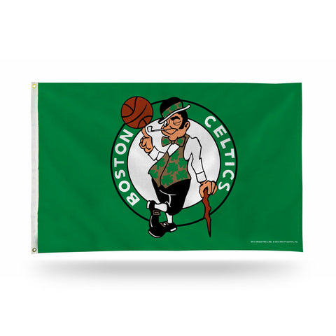 Boston Celtics Banner Flags