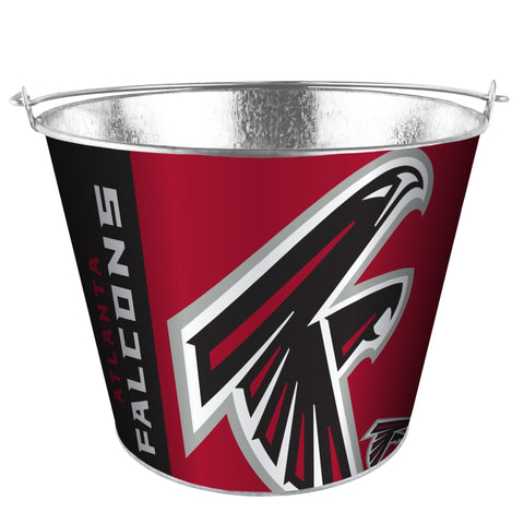 Atlanta Falcons Full Wrap Buckets