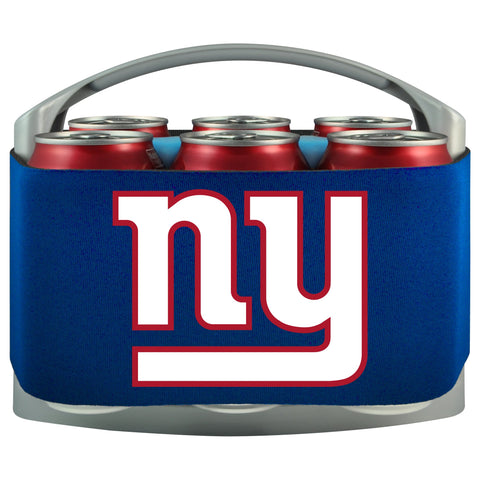 New York Giants Cooler With Neoprene Sleeve And Freezer Component