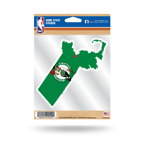 Celtics Home State Sticker