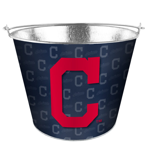 Cleveland Indians Full Wrap Buckets