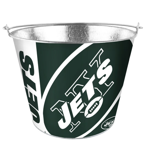 New York Jets Full Wrap Buckets