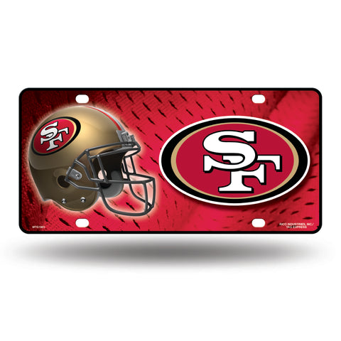 49'Ers Primary Logo Metal Tag