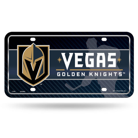 Las Vegas Golden Knights Metal Tag