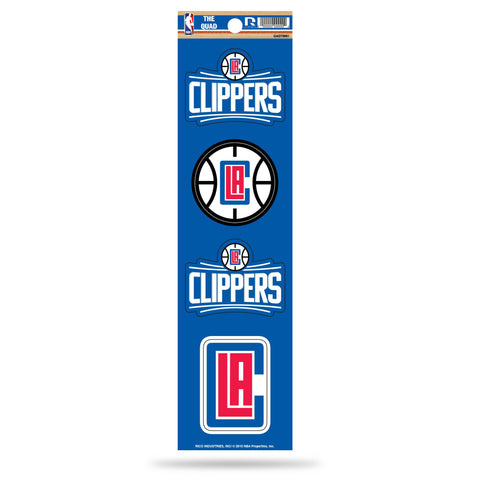 Clippers The Quad Decal