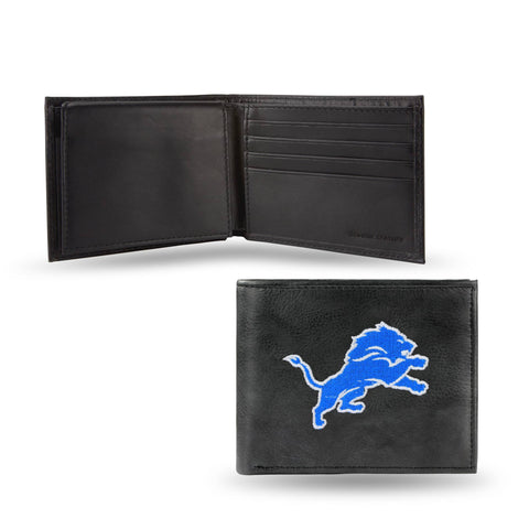 Detroit Lions Embroidered Billfold