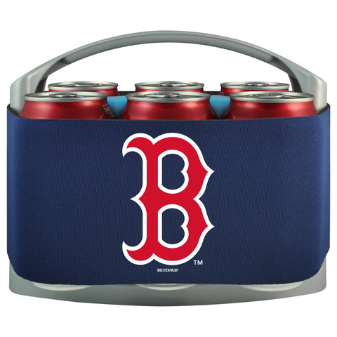 Boston Red Sox Cooler With Neoprene Sleeve And Freezer Component
