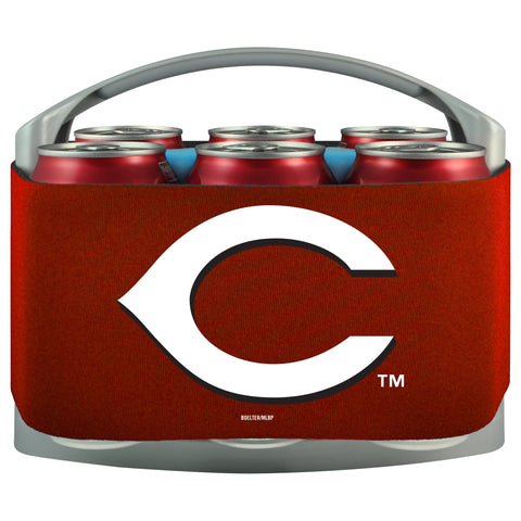 Cincinnati Reds Cooler With Neoprene Sleeve And Freezer Component