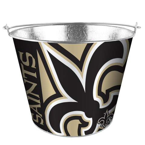 New Orleans Saints Full Wrap Buckets