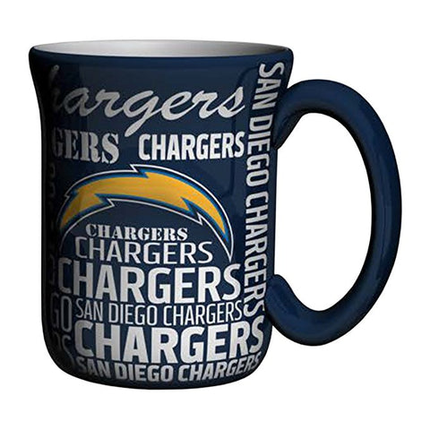 Los Angeles Chargers 17oz Spirit Mug