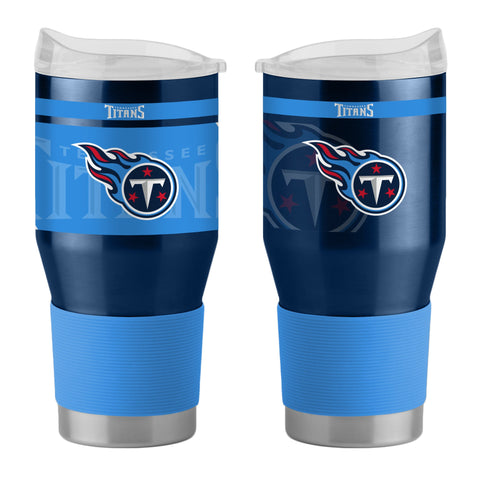 Tennessee Titans 24Oz Ultra Twist Tumblers - 18/8 Steel Vacuum Insulated With High Lip Slider Lid