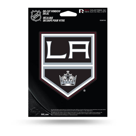 Los Angeles Kings Medium Die Cut Decal