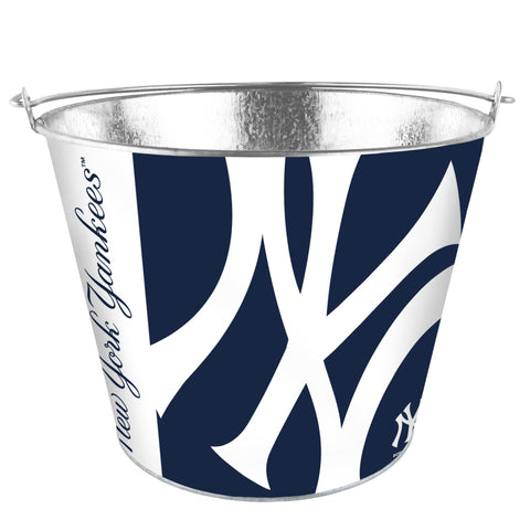 New York Yankees Full Wrap Buckets