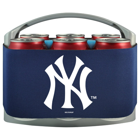 New York Yankees Cooler With Neoprene Sleeve And Freezer Component