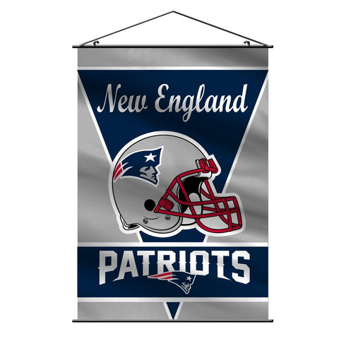 NFL NEW ENGLAND PATRIOTS WALL BANNER