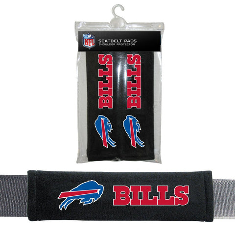 NFL Buffalo Bills Seat Belt Pads