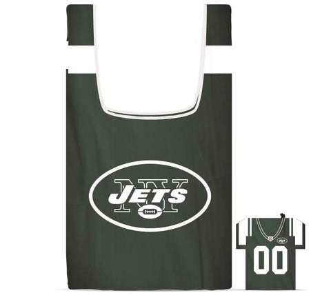 NEW YORK JETS BAG IN POUCH