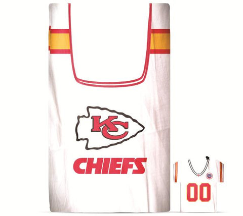 KANSAS CITY CHIEFS BAG IN POUCH