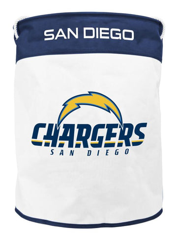 SAN DIEGO CHARGERS CANVAS LAUNDRY BAG