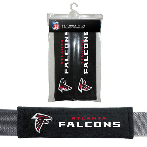 NFL Atlanta Falcons Seat Belt Pads