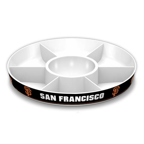 MLB SAN FRANCISCO GIANTS PARTY PLATTER