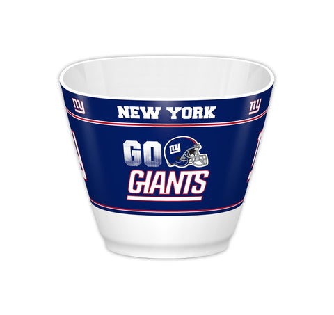 NEW YORK GIANTS MVP PARTY BOWL