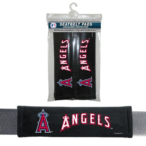 MLB Los Angeles Angels Seat Belt Pads