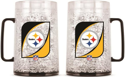 PITTSBURGH STEELERS MONSTER FREEZER MUG - 38 OZ.