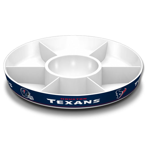 NFL HOUSTON TEXANS PARTY PLATTER
