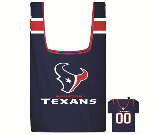 HOUSTON TEXANS BAG IN POUCH
