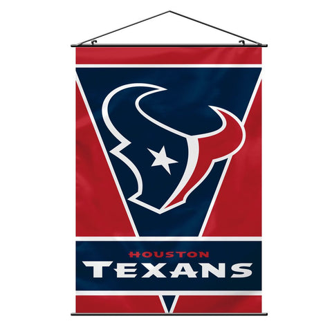 NFL HOUSTON TEXANS WALL BANNER