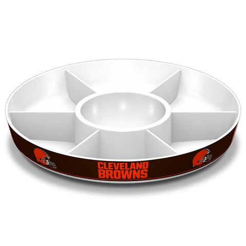 NFL Cleveland Browns Party Platter