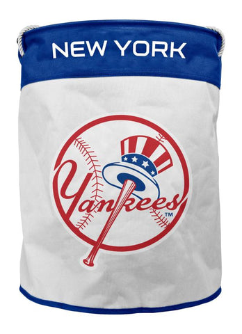 NEW YORK YANKEES CANVAS LAUNDRY BAG