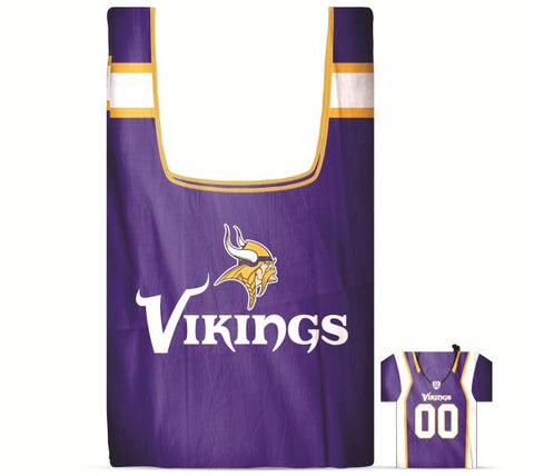 MINNESOTA VIKINGS BAG IN POUCH