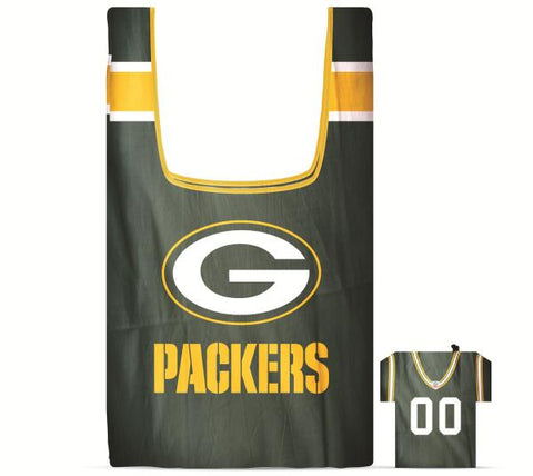 GREEN BAY PACKERS BAG IN POUCH
