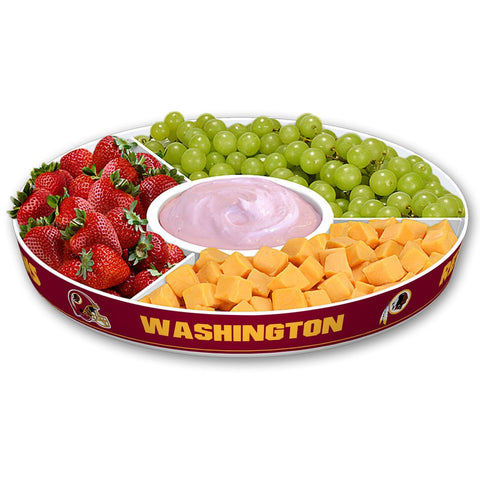 WASHINGTON REDSKINS PARTY PLATTER