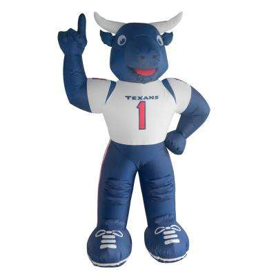 Houston Texans 7 Ft Tall Inflatable Mascot
