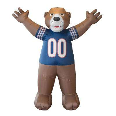 Chicago Bears 7 Ft Tall Inflatable Mascot