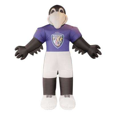 Baltimore Ravens 7 Ft Tall Inflatable Mascot