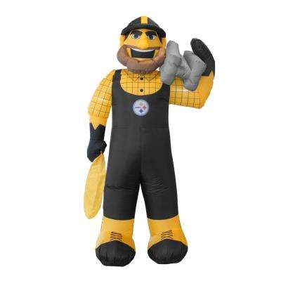Pittsburgh Steelers 7 Ft Tall Inflatable Mascot