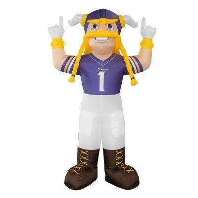 Minnesota Vikings 7 Ft Tall Inflatable Mascot