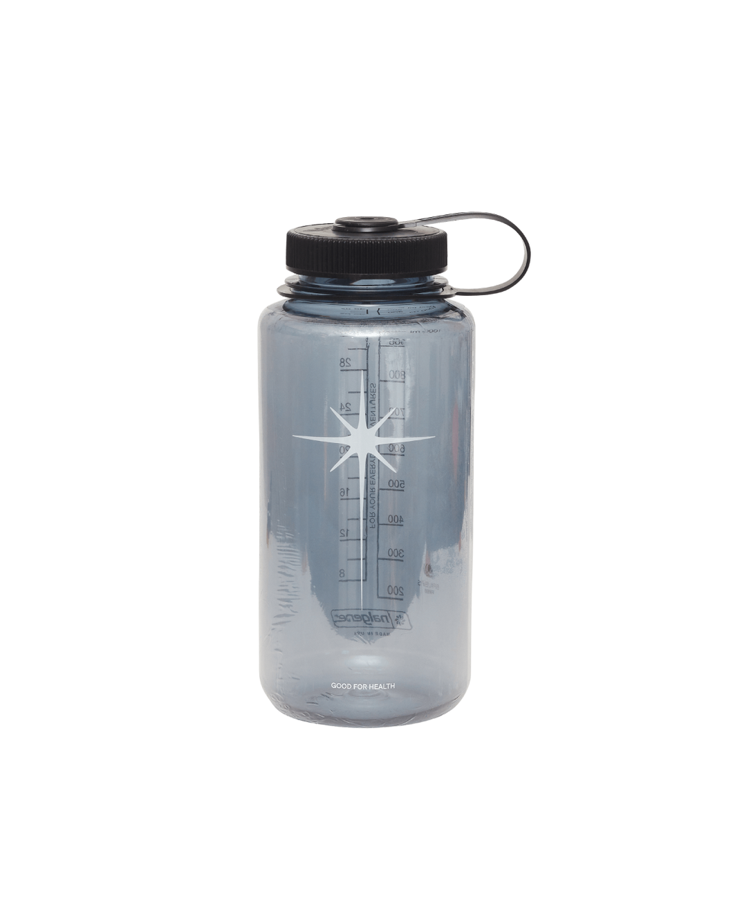Grey Nalgene 32oz Water Bottle
