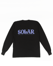 Load image into Gallery viewer, Solar Recycled Longsleeve T-Shirt