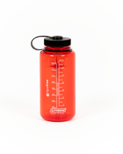 Load image into Gallery viewer, Red Nalgene 32oz Water Bottle