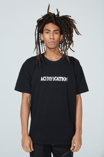 ACIDIFICATION Recycled T-Shirt