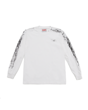 Load image into Gallery viewer, Skid Recycled Longsleeve T-Shirt