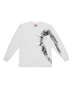 Skid Recycled Longsleeve T-Shirt