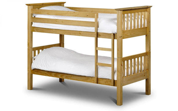 BARCELONA BUNK BED - ANTIQUE PINE