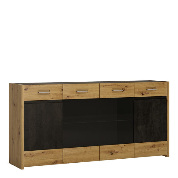 AVILES SIDEBOARD - 4 DOORS, 2 DRAWERS